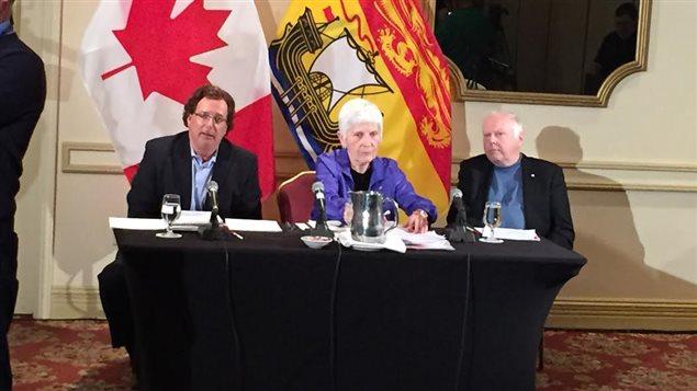Commission du Nouveau-Brunswick sur la fracturation hydraulique