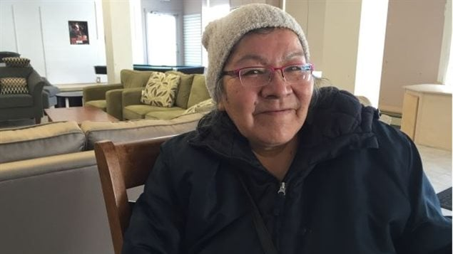 Rita Wynne pense souvent à sa communauté de Kashechewan