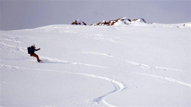 La popularité du ski hors-piste s'accroît de 20 % par année