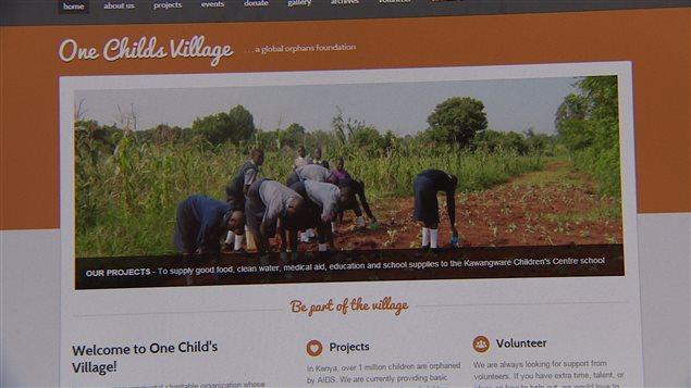 L'organisme d'aide aux enfants Kényans One Child's Village d'Edmonton recevra des fonds grâce à la campagne « Aidons le Kenya pas Kanye ».