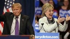 Trump et Clinton assurent qu'ils sont en bonne santé