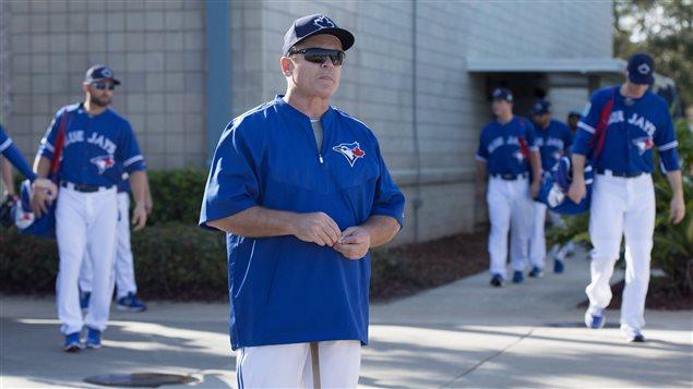 Le gérant John Gibbons au camp des Blue Jays de Toronto, à Dunedin en Floride.