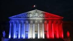Premier débat entre les principaux candidats à la présidentielle française