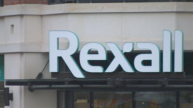 Rexall a des succursales en Ontario et dans l'ouest du pays, notamment, et au Québec sous le nom de Pharmaplus.