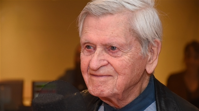 Le 3 janvier dernier, le père Benoît Lacroix était à l'émission « Ça restera pas dans la famille », animé par Stéphane Leclair.