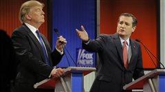 Ted Cruz accuse Donald Trump d'être un menteur pathologique