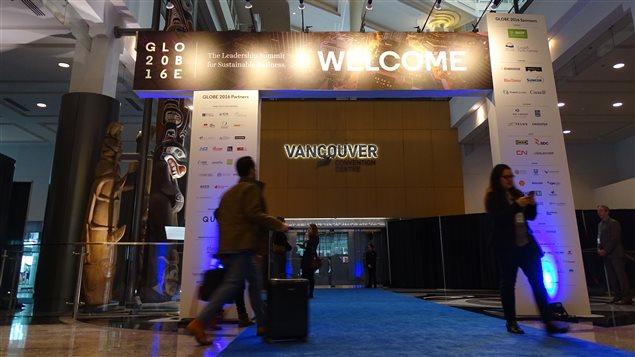 L'exposition Globe 2016 se déroule du 2 au 4 mars à Vancouver.