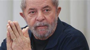 L'ancien président brésilien, Luiz Ignacio Lula da Silva, mieux connu sous le nom de «Lula» a dirigé le pays de 2003 à 2010.