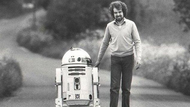 Tony Dyson et R2-D2