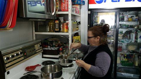 Véronique Pelletier est «bénévole à temps plein»