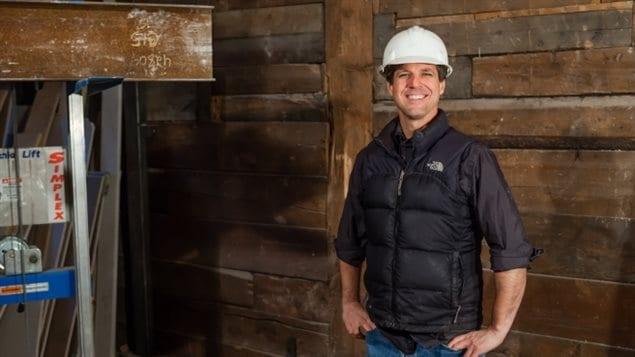 Nicolas Girouard et son entreprise d'écoconstruction, Les projets de Nicolas