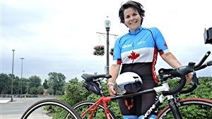 Paralympiques: Marie-Ève Croteau se fait voler deux vélos