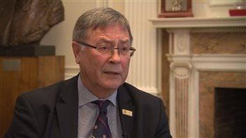 Rénald Bergeron, président de la Conférence des doyens des facultés de médecine du Québec