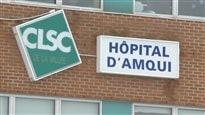 Hôpital d'Amqui