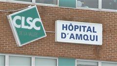 Amqui demande à Québec de céder l'hôpital à la population