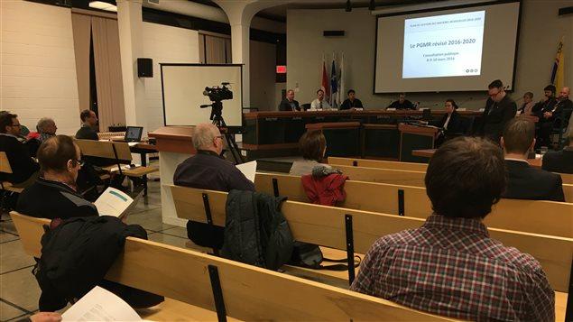 La Régie des matières résiduelles du Lac-Saint-Jean tient des consultations à Dolbeau-Mistassini