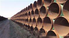 Énergie Est: des raccords problématiques dans les pipelines de TransCanada