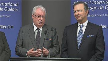 L'annonce suscite l'enthousiame des élus et de la direction de l'aéroport.