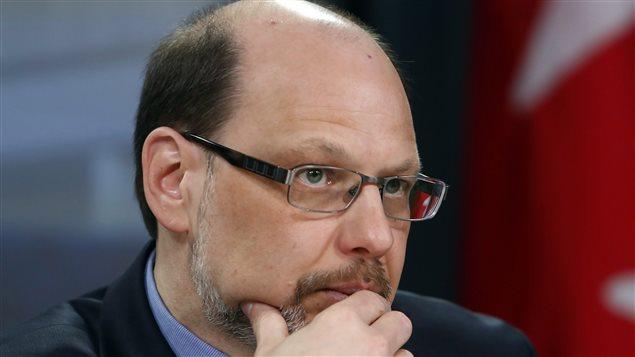 L'enquêteur correctionnel du Canada, Howard Sapers