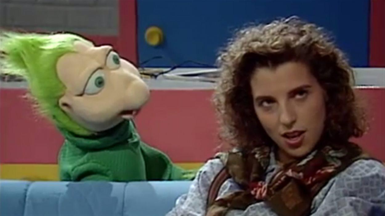 Bibi Z9944X et sa nouvelle amie Geneviève