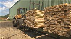 Pas d'entente sur le bois d'oeuvre, mais une percée pour le Québec