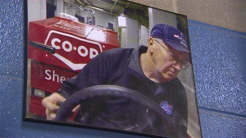 Phil McPherson a travaillé pendant plus de 30 ans au domicile des Pats de Regina.