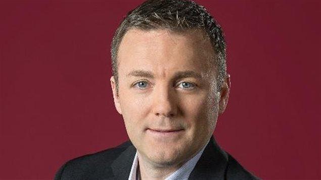 Brodie Fenlon, premier directeur des nouvelles numériques à CBC