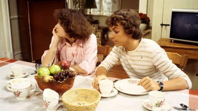 Sylvie Gosselin et Marc Labrèche dans « Le goût de vivre »
