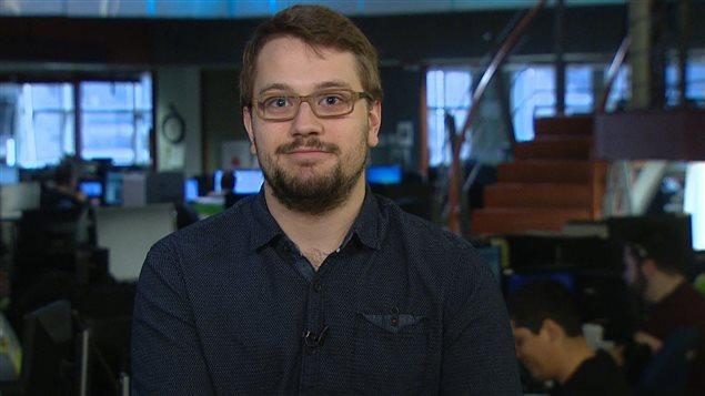 Antoine Côté, président, Fédération étudiante collégiale du Québec