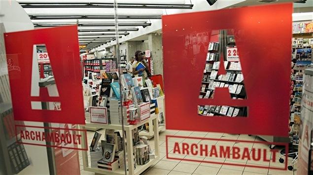 Le Groupe Archambault est une filiale de Renaud-Bray depuis 2015.