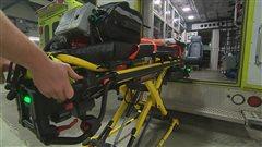 Les ambulanciers veulent que Québec prenne en main les négociations