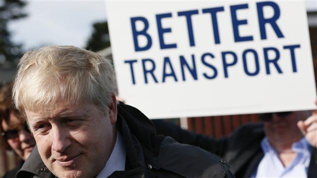 Le maire de Londres, Boris Johnson, a indiqué au comité de l'Assemblée de Londres que Bombardier « a tout bousillé ».