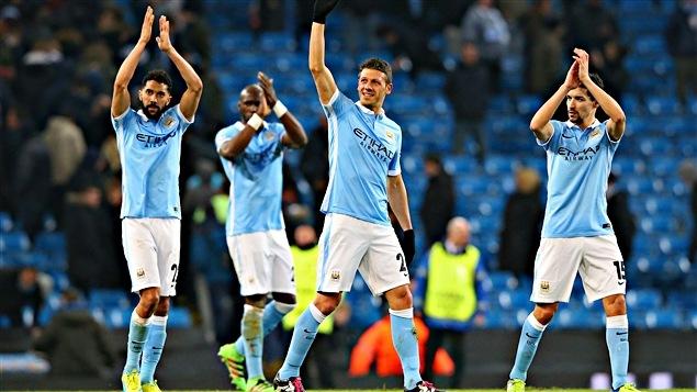Manchester City accède aux quarts de la Ligue des champions pour la première fois