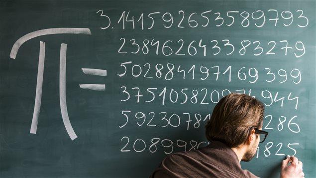 La valeur du nombre Pi