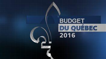 Le budget Leitao 2016