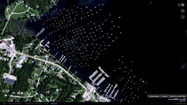 Moorings Marina, lac Champlain