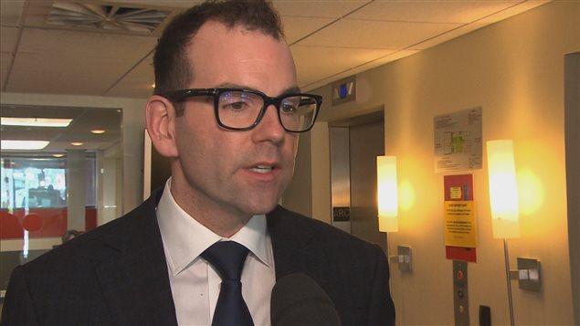 L'avocat Maxime Roy représentera Nathalie Normandeau dans son procès.