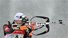 Les biathloniens canadiens invisibles àKhanty-Mansiysk