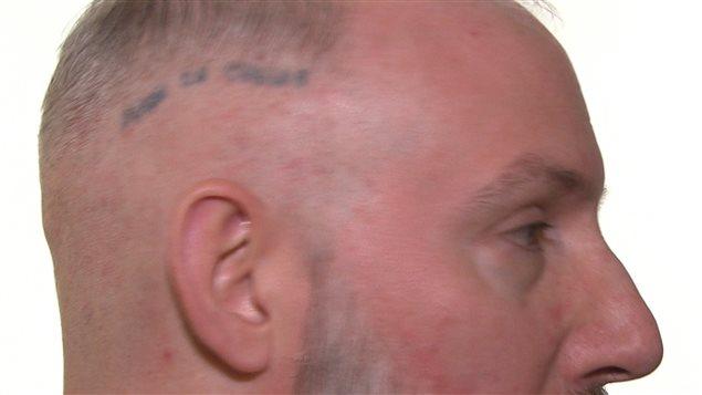 Le tatouage crânien de Sterling Downey