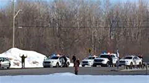 L'arrestation pour complot pour meurtre a eu lieu vendredi.
