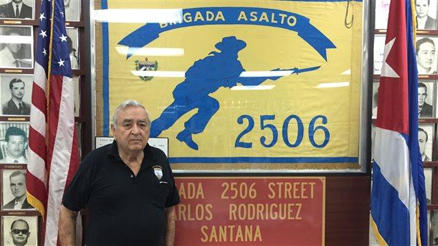 Le Cubano-américain Esteban Bovo.