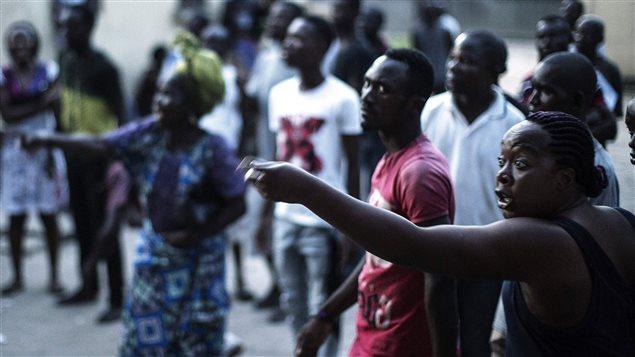 Des électeurs mécontents à Brazzaville