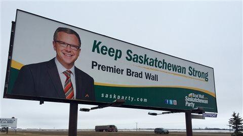 Brad Wall a déclenché les élections provinciales en Saskatchewan le 8 mars.