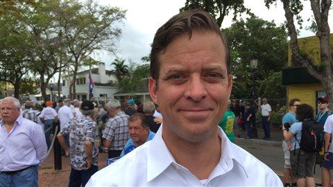 Carlos Lopez-Cantera, lieutenant-gouverneur de la Floride