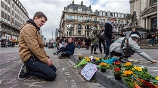 Attentats à Bruxelles