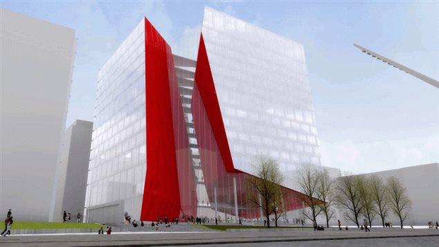 L'ONF aura son siège social au centre-ville de Montréal en 2017