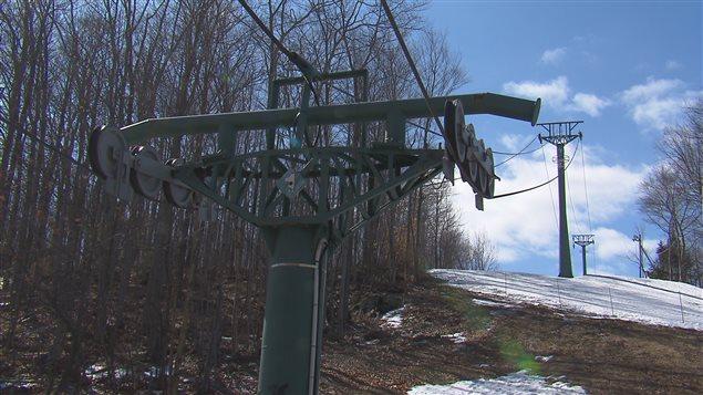 Une nouvelle chaise quadruple sera installée au Mont-Bellevue