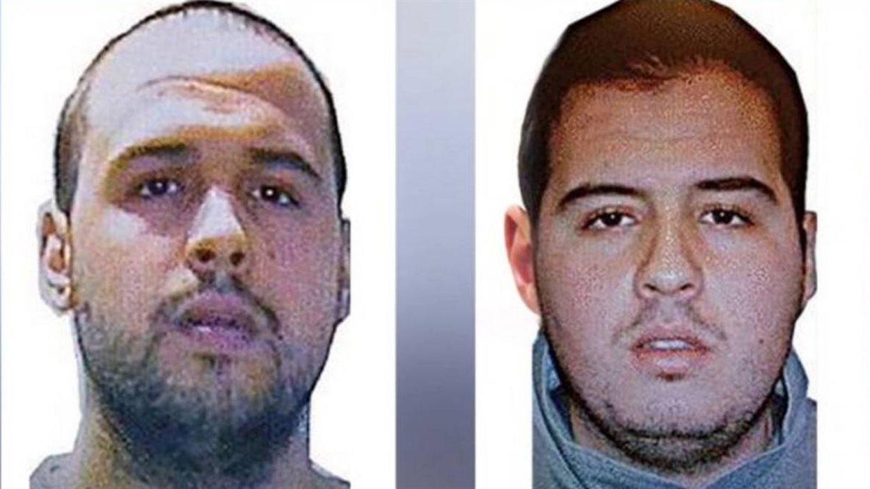 Khalid et Brahim El Bakraoui ont été identifiés parmi les kamikazes de l'attentat de Bruxelles.