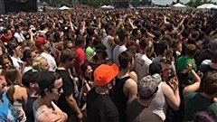 Prévenir les ITS et les surdoses au Rockfest