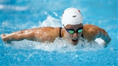 Record canadien pour Katerine Savard